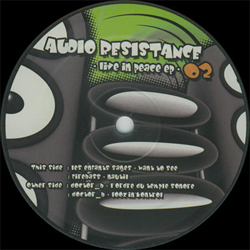 Audio Resistance 02 - Live In Peace EP