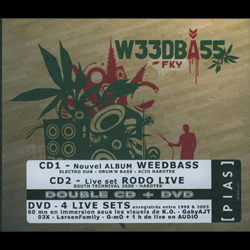 Electrolab Factory Cd 11 -Weedbass