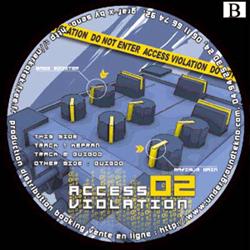 Access Violation 02