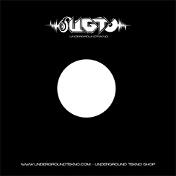 Undergroundtekno Vinyl Covers