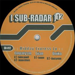 Sub Radar 12