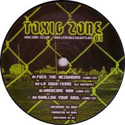 Toxic Zone 01 - Repress