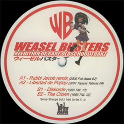 Weasel Busters Reedition 01