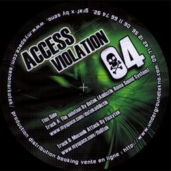 Access Violation 04