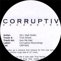 Corruptive 02 White