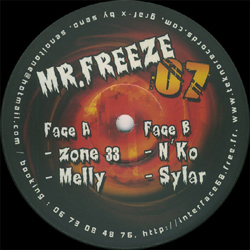Mr Freeze 07