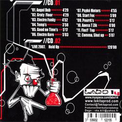 Neuro Vibrations CD