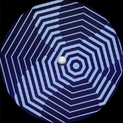 Peur Bleue 08 (Picture Disc)
