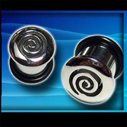 Plugs Steel Casting Spiral