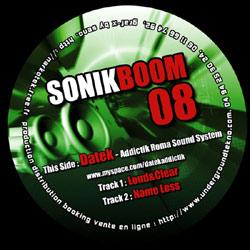 Sonik Boom 08