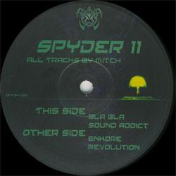 Spyder 11