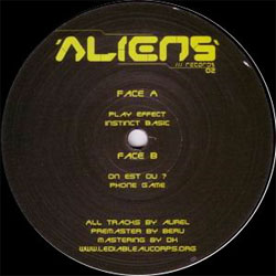 Aliens 02 Repress
