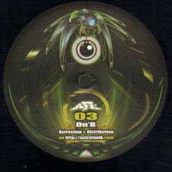Astrofonik DNB 03