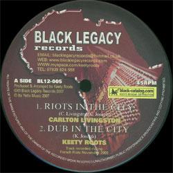 Black Legacy 12005