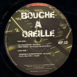Bouche A Oreille EP 02