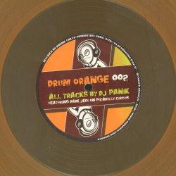 Drum Orange 02