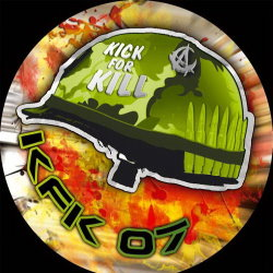 Kick For Kill 07