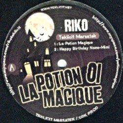 La Potion Magique 01