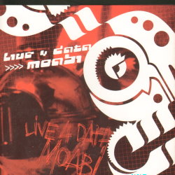 Moabi -Live 4 Data- CD