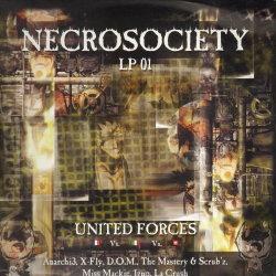 Necrosociety LP 01
