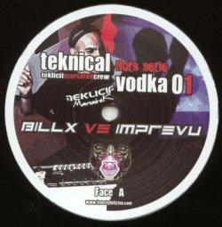 Teknical Vodka HS 01