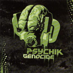 Psychik Genocide Box (Mixed By Skoza) CD