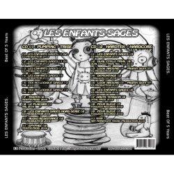 CD Les Enfants Sages Best Of 5 Years