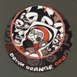 Drum Orange 08