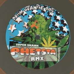 Drum Orange 09