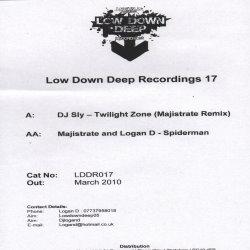 Low Down Deep 17 PP