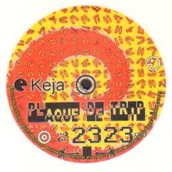 Plaque De Trip 2323