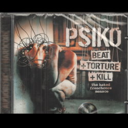 Psychik Genocide CD 55