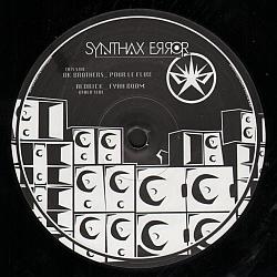Synthax Error 01