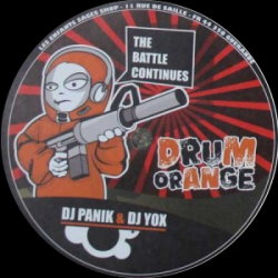 Drum Orange 14