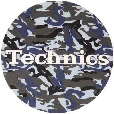 Feutrines Technics Camouflage Navy