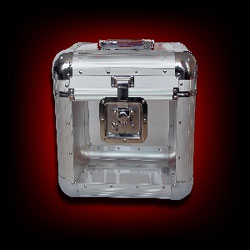 Flight Case 80 LP Transparent