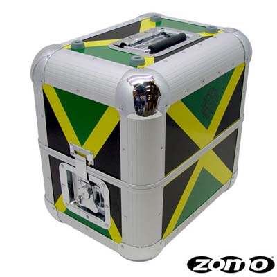 Flight Case MP80 Drapeau Jamaique