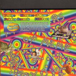 Fukdup 07 CD