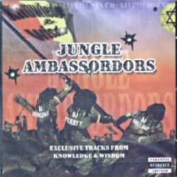 Jungle Ambassordors CD 01