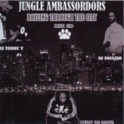 Jungle Ambassordors CD 02