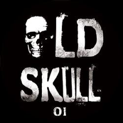 Old Skull 01