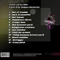 Toxic Vibes CD 01