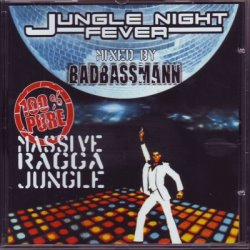 Jungle Night Fever Cd 01