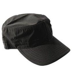 ShepR Black Army Caps