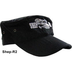 ShepR Embroidered Army Caps