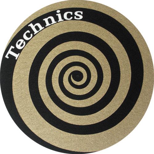 Feutrines Technics Spirale Dorée
