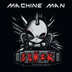 Machine Man CD