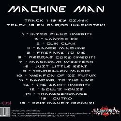Machine Man CD
