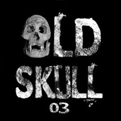 Old Skull 03