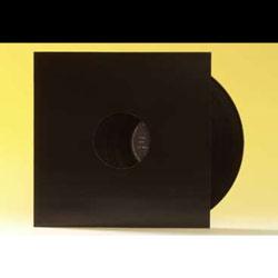 Black Vinyl Covers